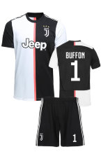 Форма детская ФК Ювентус 2019-20 home BUFFON 1